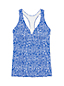 Women's Regular Beach Living Swing Paisley Tankini
