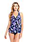 Women's Regular Beach Living Swing Floral Tankini