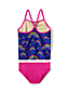 Toddler Girls' Smart Swim Patterned Tankini