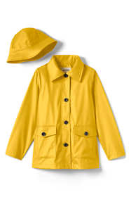 Little Girls Rain Slicker
