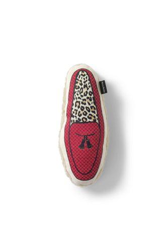 Small Leopard Print Toy Slipper