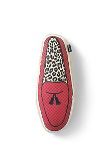 Dog Toy: Large Leopard Slipper