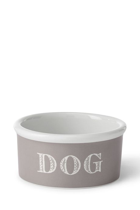 Small Cape Cod Dog Bowl