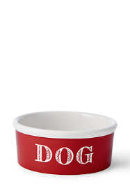 Medium Cape Cod Dog Bowl