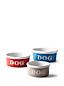 Cape Cod Dog Bowl - Large
