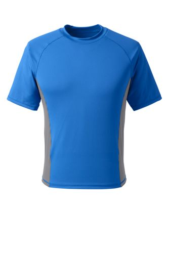 Men's Regular Short Sleeve Rash Vest