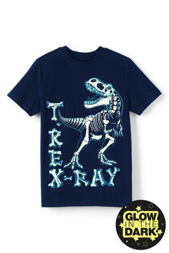 Le T-Shirt Phosphorescent, Tout Petit Garçon