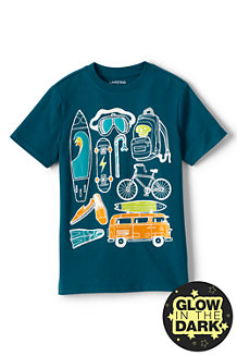 Le T-Shirt Phosphorescent, Garçon