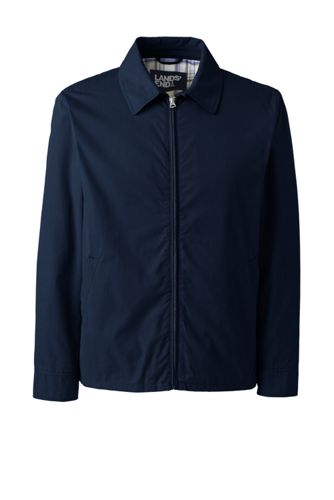La Veste Coupe-Vent Zippée Harrington, Homme Stature Standard