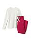 Women's Regular Jersey Patterned Pyjama Set
