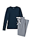 Women's Regular Jersey Pyjama Set