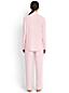 Le Pyjama Stretch Uni, Femme Stature Standard