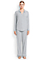 Women's Regular Patterned Modal Jersey Pyjama Set