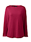 Women's Regular Luxe Jersey Boatneck Top