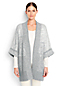 Women's Plus Ombre Dolman Sleeve Cardigan
