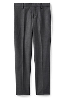 Boys' Smart Wool Trousers