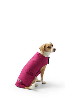 Extra Large Dog Puffer Vest