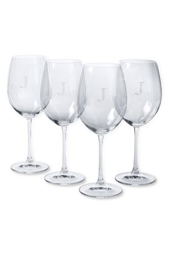 Fine Bavarian Crystal Bordeaux Glass Set