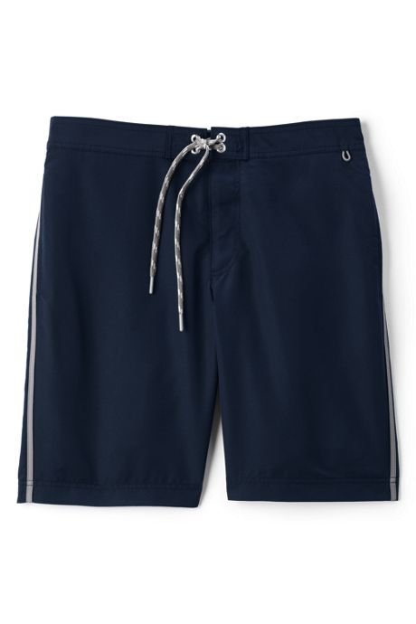 Men's Side Stripe Board Shorts