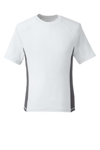 Men's Regular Short Sleeve Rash Vest