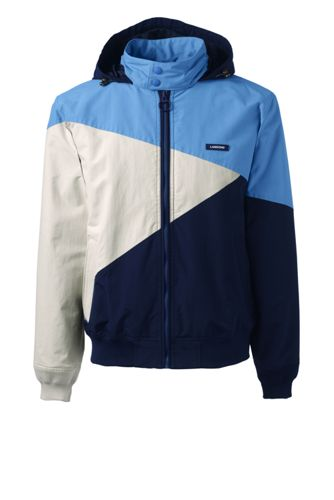 Men's Regular Colourblock Spring Squall Jacket