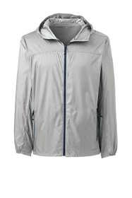 Men's Tall Ultralight Windbreaker Jacket
