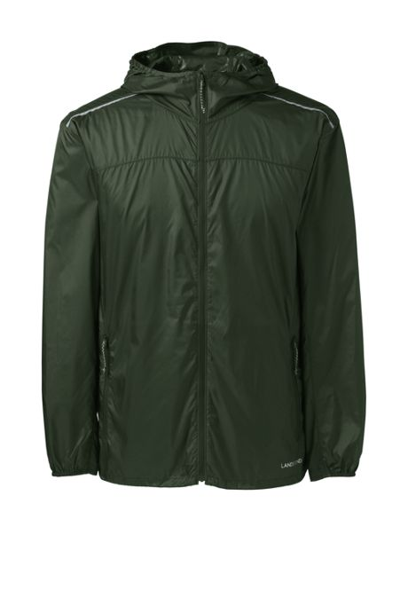 Men's Tall Ultralight Windbreaker Jacket