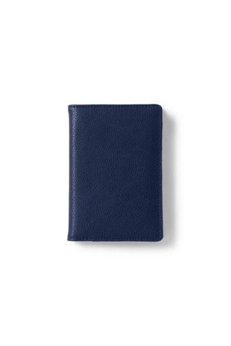 Women's Leather Passport Cover