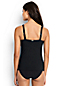 Women's Regular Shape & Enhance Scoopneck Tankini Top