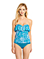 Women's Costa D'Oro Floral Tankini Top