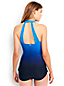 Women's DD-Cup Slender Tunic Ombre Swimsuit