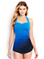 Women's Slender Tunic Ombre Swimsuit