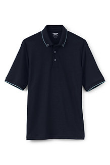 Supima Polo mit Buttondown-Kragen für Herren, Classic Fit
