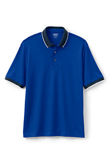 Men's Buttondown Collar Supima Polo