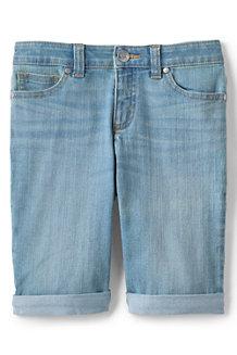 Denim Bermuda-Shorts für Mädchen