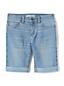 Denim Bermuda-Shorts für große Mädchen