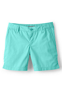 Girls' Mini Bermuda Shorts