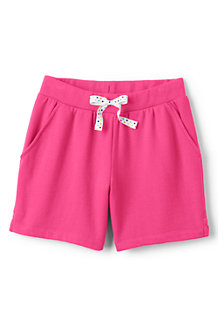 Girls' Jersey Midi Shorts