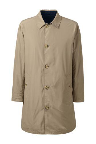 men u0026 39 s fenwick reversible mac coat from lands u0026 39  end