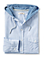 Men's Regular Cotton/Linen Hooded Shirt