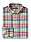 Men's Patterned Lightweight Cotton Shirt