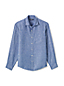 Men's Long Sleeve Linen Shirt