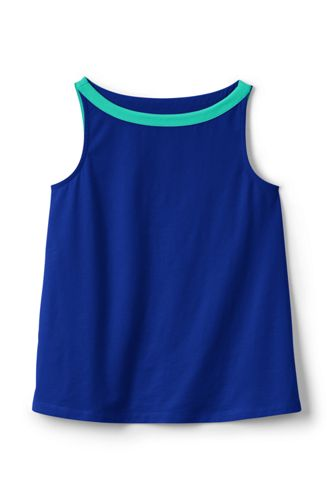 Little Girls' A-line Vest Top