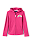 Little Girls' Rainbow Hoodie