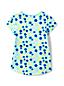 Gemustertes Shirt für kleine Mädchen
