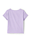 Girls' Tie Front Graphic Tee