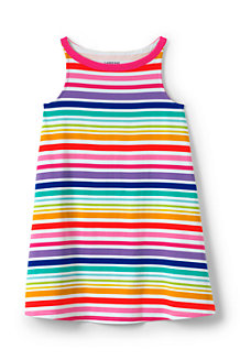 Girls' A-line Sleeveless Dress
