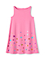 Little Girls' A-line Sleeveless Graphic Dress