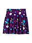 Toddler Girls' Patterned Skort