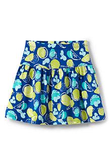Toddler Girls' Patterned Skort